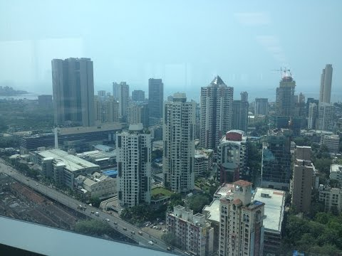 Mumbai View from 30th Floor