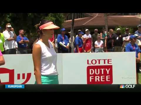 Michelle Wie is back to defend her title at 2015 Lotte Championship
