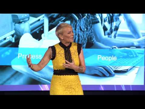 Harriet Green: Illuminating Cognitive Intelligence at Flex Summit
