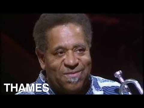 Dizzy Gillespie interview | Jazz | Bent Trumpet | Afternoon Plus | 1983