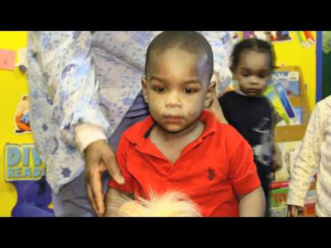 TOYZ N DA HOOD 1st DELIVERY | 24HR CHILDFIRST DAYCARE