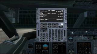 Flight Management Computer Tutorial 1 / 5 (Flight Simulator 2004)