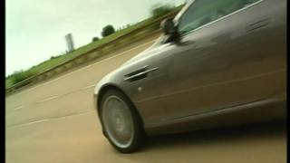 Aston Martin DB9 2003 Drive