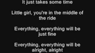Jimmy Eat World - The Middle - Lyrics