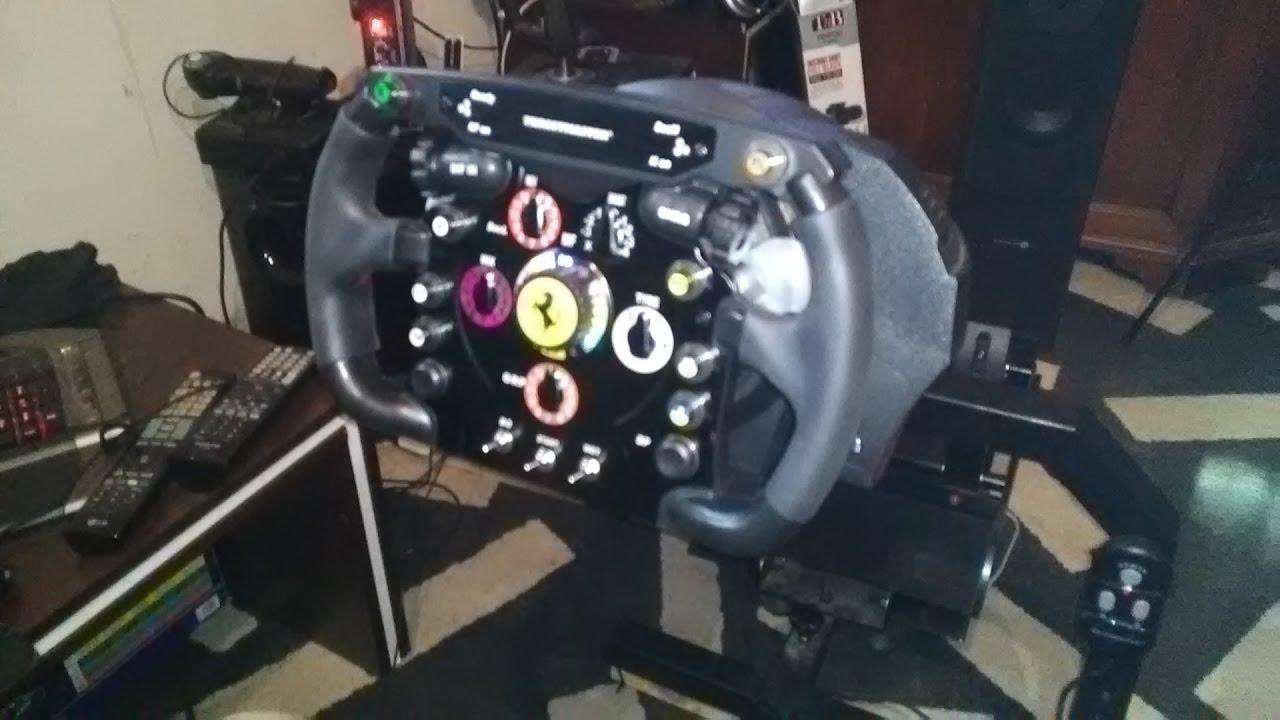 Ferrari f1 addon thrustmaster 3