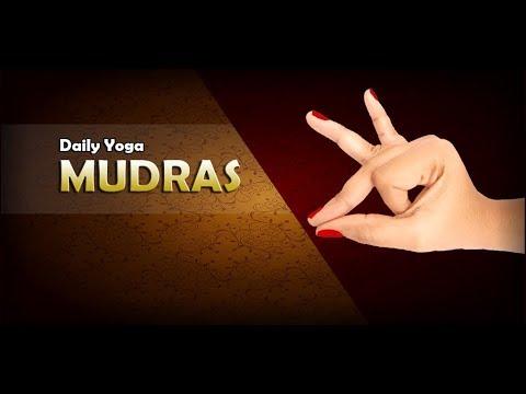 Mudras [YOGA 2018] 1