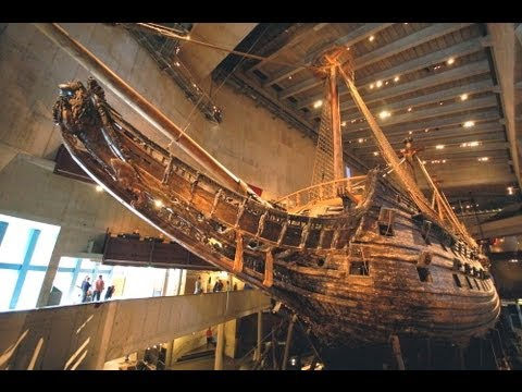 ROYAL WARSHIP VASA - THE LEGEND & LEGACY