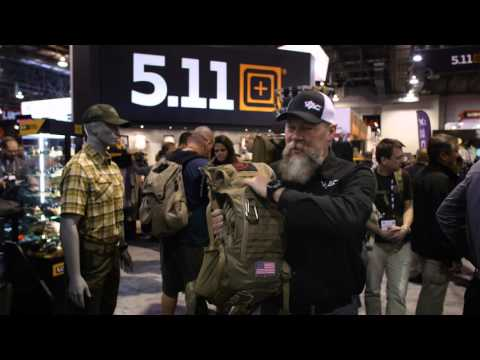The New Ignitor Pack with Kyle Lamb - SHOT Show 2016