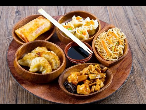 Chinese food - Chinese dishes with auspicious names - YouTube