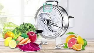 슬라이서 냉동 고기절단 육절기 냉장 야채 과일 삼겹살