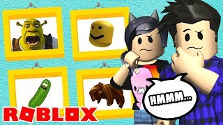 THE STRANGEST GAME OF ROBLOX! (Hmm...)