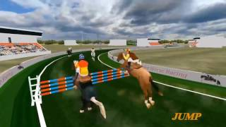 Join the most challenging horse racing simulation game of 2017 Down...