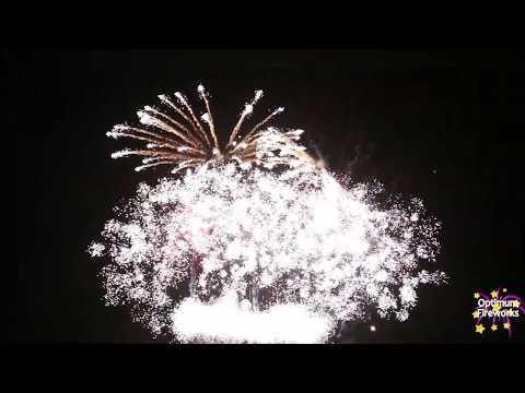 Optimum Fireworks - Wedding Pyromusical at Thief Hall