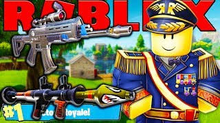 BEST TWO GUNS IN THE GAME?! - ROBLOX FORTNITE BATTLE ROYALE (ISLAND ROYALE) #17