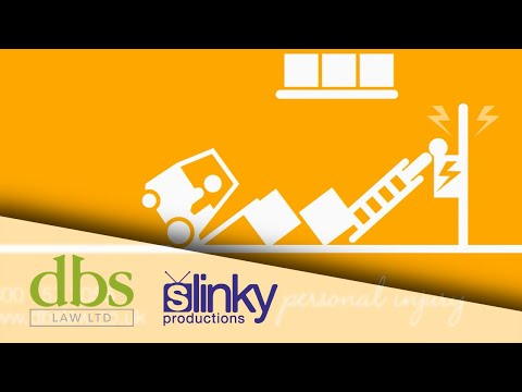 DBS Law - Personal Injury TV Commercial Animation | Slinky Productions