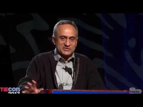 Manoj Bhargava (Founder, 5-Hour ENERGY) - TIECon 2013 (HD)