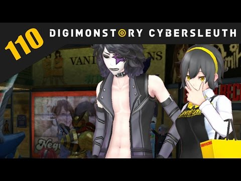 Digimon Story: Cyber Sleuth PS4 / PS Vita Let's Play Walkthrough Part 110 - Comeback Show!