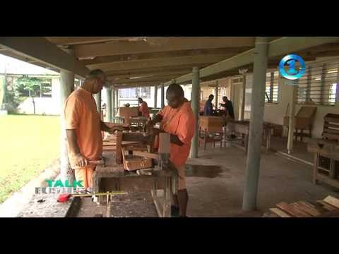 FIJI PRISON'S COMMERCIAL PROGRAM - TALK BUSINESS