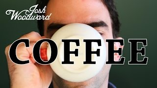 "Josh Woodward: ""Coffee"" (Acoustic Performance)"