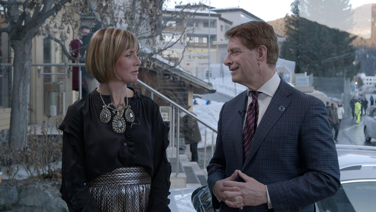 Hub Culture Davos 2020:  Robert Garrett, CEO, Hackensack Meridian Health