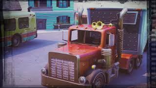 Fortnite Nuketown (Most realistic version)!! 1v1 map