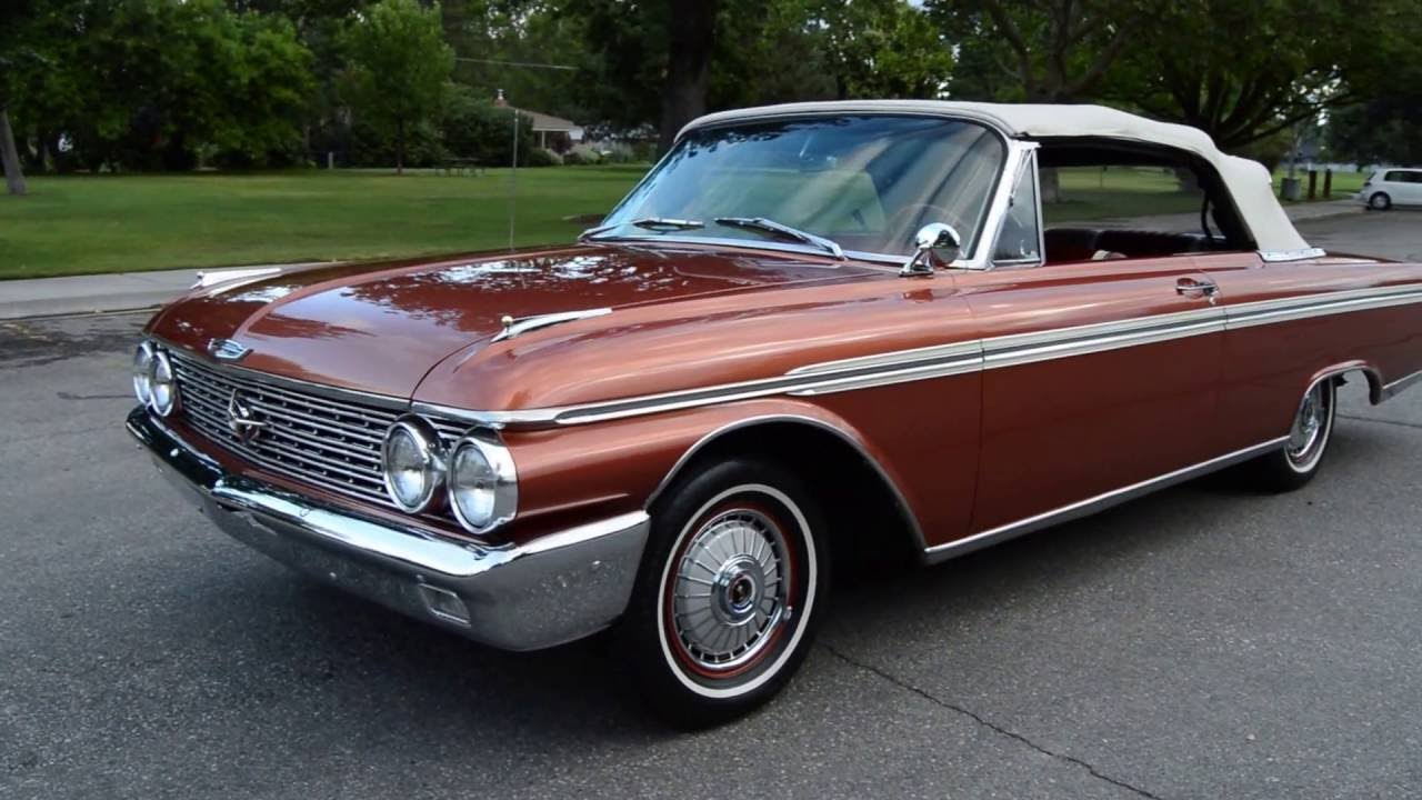 1962 ford galaxie 500 sunliner convertible ross 39 s valley auto sales boise idaho youtube. Black Bedroom Furniture Sets. Home Design Ideas