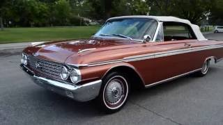 1962 Ford Galaxie 500 Sunliner Convertible - Ross's Valley Auto Sales - Boise, Idaho