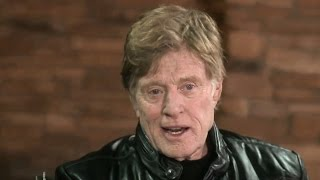 """It Started as Just a Hope"": Robert Redford on Founding the Sundance Film Festival"