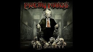 [Full Album] Pretty Maids - 2016 - Kingmaker