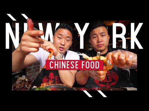 THIS FOOD IS TAKING OVER NEW YORK CITY! // Fung Bros