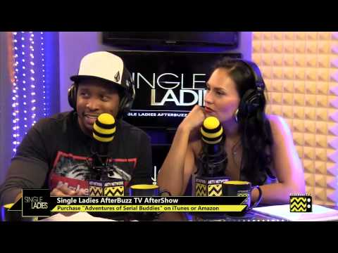 """Single Ladies After Show Season 3 Episode 2 """"Where There's a Will"""" 