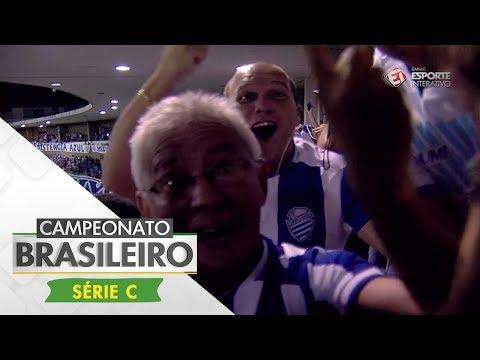 Melhores Momentos - CSA 1x0 Fortaleza - Série C (26/06/17)