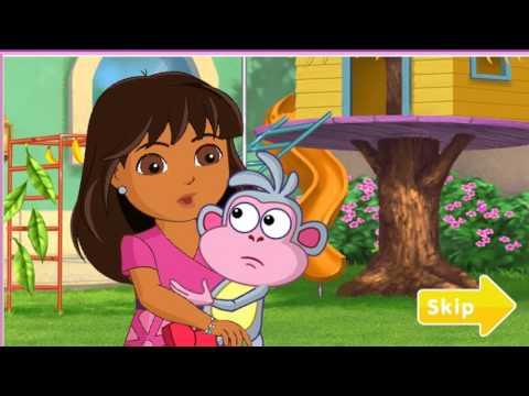 Dora y sus amigos rescate de la selva tropical