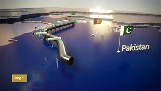 Turkmenistán diversifica su exportación de gas con la construcción de TAPI - target