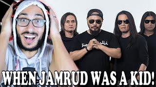 JAMRUD ARE OFFICIALLY BACK! Jamrud - Waktuku Kecil reaction Indonesia