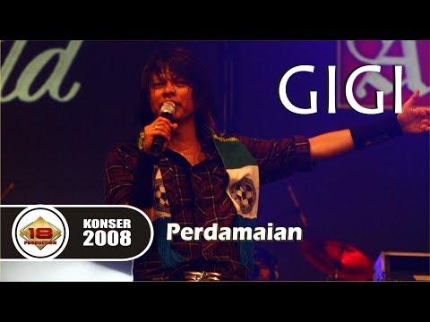 GIGI - PERDAMAIAN (LIVE KONSER BENGKULU 30 MEI 2008)