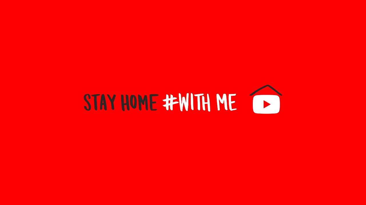 Stay Home #WithMe