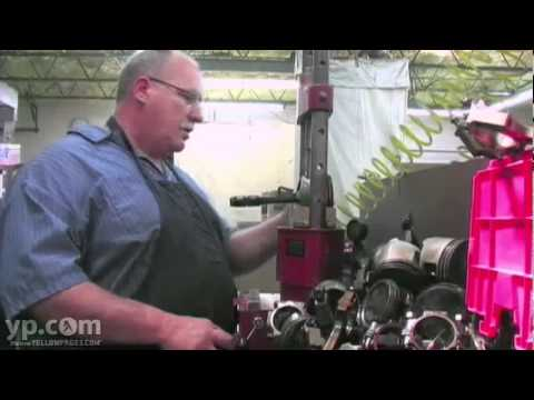Precision Crankshaft Service Jacksonville Automotive Machine