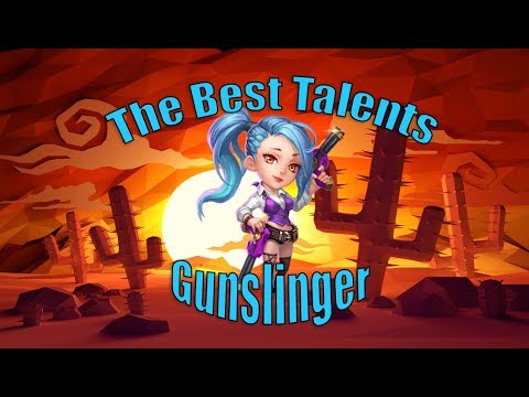 The Best Talents For Gunslinger