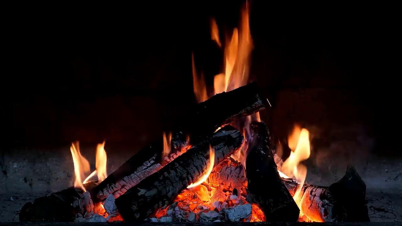 ATEŞ GÖRÜNTÜSÜ ATEŞ SESİ İNSANI SAKİNLEŞTİREN  FİRE SOUND RELAXING 3 HOURS #ateş #fire REKLAMSIZ