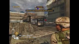 Full Spectrum Warrior: Ten Hammers (Xbox) - Online Gameplay