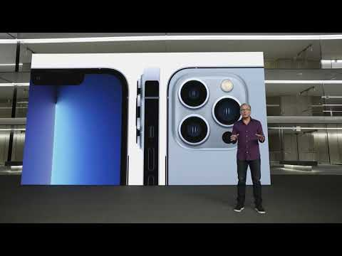 Introducing iPhone 13 Pro - Apple Event — September 14 - in 9 minutes