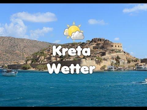 Kreta Wetter - Temperaturen, Klima Und Jahreswetter