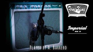Tone King IMPERIAL MK II - Demo by A. Barrero