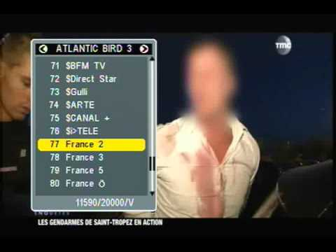 TV Channel Surfing - Atlantic Bird 3 (5°W) (Free-To-Air)