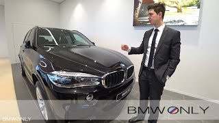 2018 BMW X5 M xDrive30d – NEW Full In Depth Review Interior + Exterior