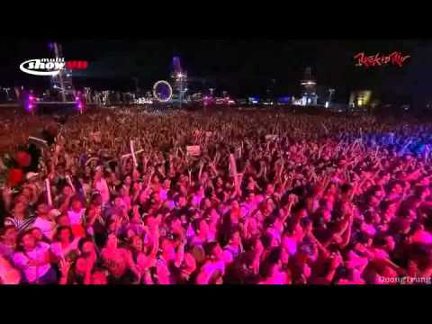 Maroon 5 - She Will Be Loved Rock In Rio 2011