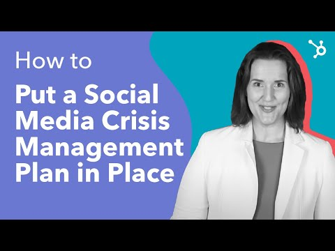 How To Put A Social Media Crisis Communication Plan In Place