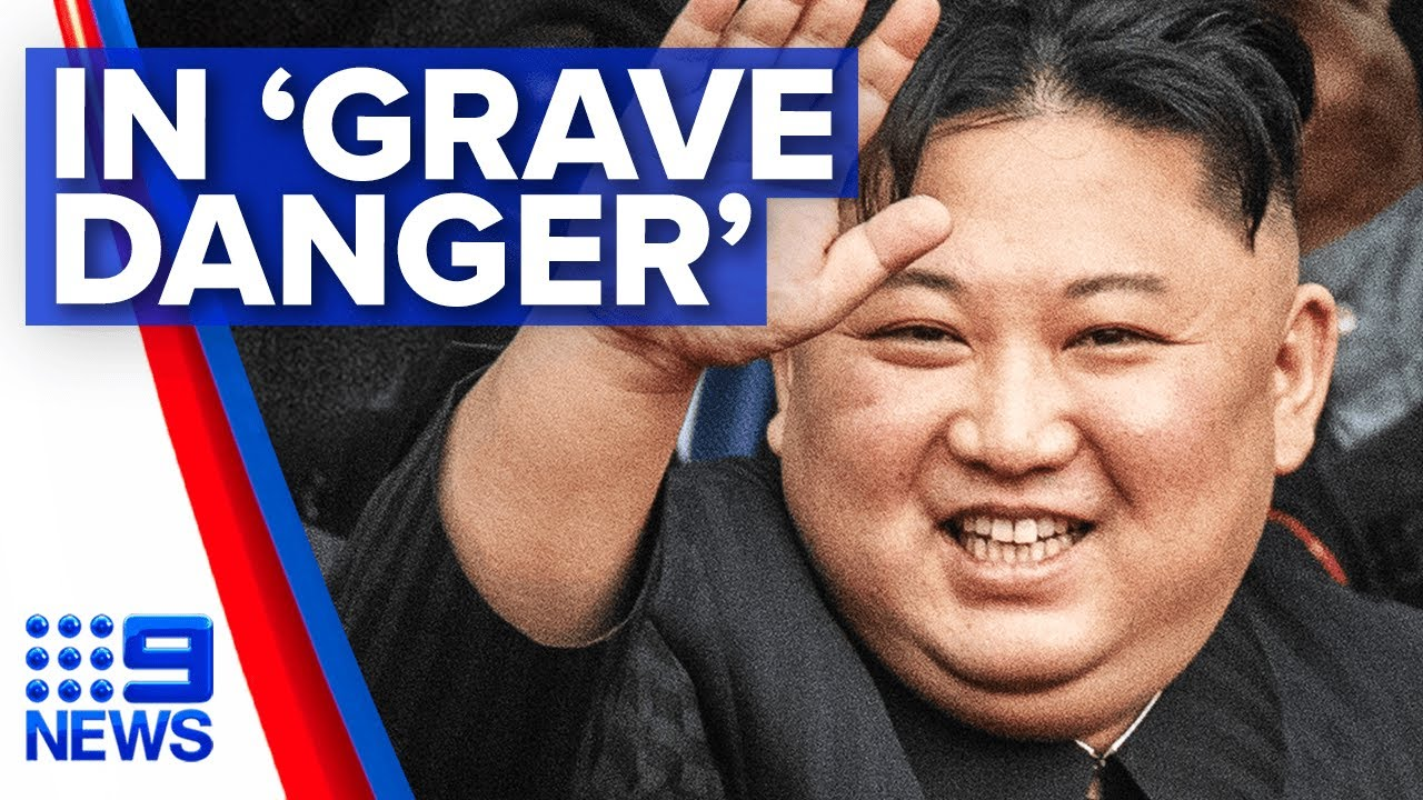 North Korean leader Kim Jong-un reportedly unwell after surgery | Nine News Australia