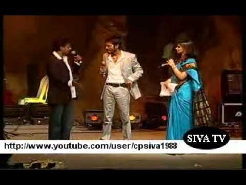 DHANUSH, AISHWARYA DHANUSH & ANDREA SINGING IN AAYIRATHIL ORUVAN AUDIO RELEASE
